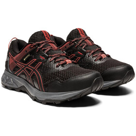 asics Gel-Sonoma 5 G-TX Shoes Women, black/dried rose